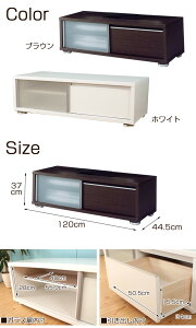 【送料無料】42型薄型TV対応テレビ台