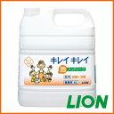 【在庫なくなり次第終了】業務用 ライオン 大容量  キレイキレイ薬用泡ハンドソープ 4L オレンジミックスの香り【HLS_DU】
