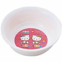 一個日本兒童餐具彩虹 Kitty 圓碗 MC-35-RKT [fs01gm]