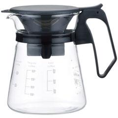 有iwaki iwakidorippa的咖啡壺NEW咖啡館黑色600ml KT8685-BK(折扣服務不可,靠近,物品取消退貨給的不可)10P03Dec16