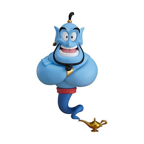 コレクション, コレクタードール  Good Smile Disneys Aladdin: Genie Nendoroid Action Figure, Multicolor