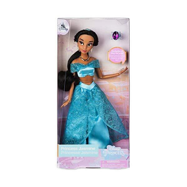 產品詳細資料,日本Yahoo代標 日本代購 日本批發-ibuy99 興趣、愛好 收藏 收藏娃娃 アラジン グッズ ジャスミン ディズニー フィギュア ドール 人形 おもちゃ Jasmine Di…