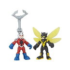 アントマン ワスプ マーベル Super Hero Adventures Playskool Heroes Marvel Ant-Man and The Wasp