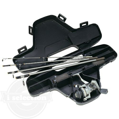 ダイワUSA ミニシステム ミニスピン ウルトラライト スピニングリール ロッド(Daiwa Mini System Minispin Ultralight Spinning Reel and Rod Combo in Hard Carry Case)