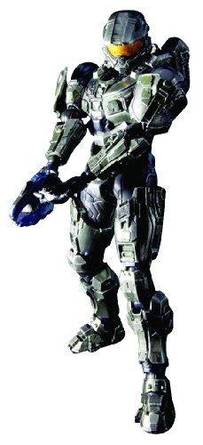 Square Enix スクエアエニックス スクエニ ハロ4 Halo 4: マスターチーフ フィギュア Play Arts Kai Master Chief Action Figure:i-selection