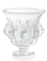 10000円以上で送料無料Lalique ラリック クリスタル ダンピエール 花瓶 Dampierre Vase