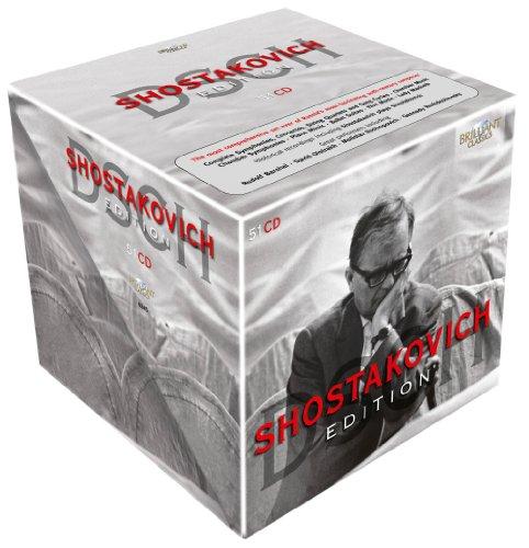 Shostakovich Edition ショスタコーヴィチ エディション シンフォニー Symphonies Nos. 1-3 CD51枚セット