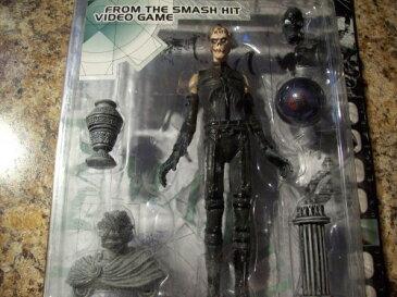 Metal Gear Solid メタルギアソリッド サイコマンティス フィギュア Psycho Mantis
