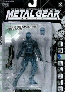 Metal Gear Solid メタルギアソリッド ニンジャ フィギュア Ninja Optic Camoflauge Action Figure
