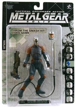 Metal Gear Solid メタル・ギア・ソリッド ニンジャ アクションフィギュア Ninja Action Figure