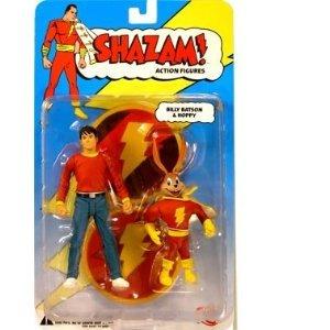 DC Direct Shazam シャザム フィギュア Action Figure Billy Batson with Hoppy