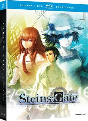 Steins;Gate シュタインズ・ゲート コンプリートシリーズ パート1 ブルーレイ・DV…