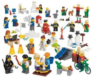 10000円以上で送料無料LEGO Education レゴ エデュケーション ミニフィギュアセット Community ...