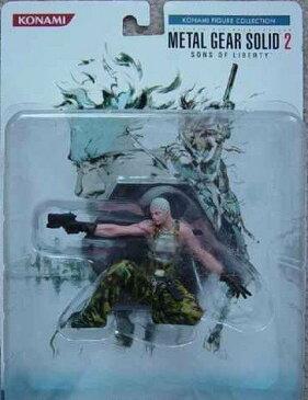 Konami コナミ メタルギアソリッド2 フィギュア Metal Gear Solid 2 4インチ Figure Collection - Olga Gurlukovich