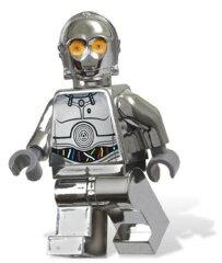 10000円以上で送料無料LEGO レゴ スターウォーズ C-3PO ミニフィギュア STAR WARS TC-14 Promo ...