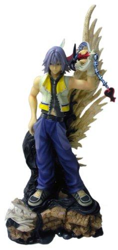 Square-Enix スクウェアエニックス スクエニ キングダムハーツ2 リク フィギュア Kingdom Hearts II statuette Static Arts Riku 30 cm:i-selection