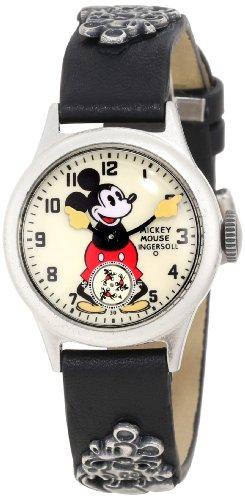 インガーソル ユニセックス ミッキーマウス 腕時計 Ingersoll Unisex IND 25833 Ingersoll Mickey ...