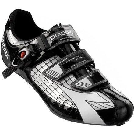 Diadora Trivex Plus ディアドラ トリベックス プラス メンズシューズ Shoes Silver/Black/White