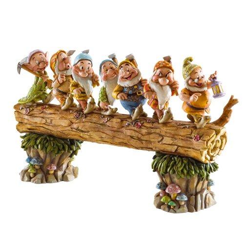 Disney Traditions by Jim Shore ディズニー トラディション ジム・ショア 白雪姫 7人の小人 40054...