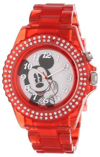 ディズニー 腕時計 キッズ 時計 子供用 ミッキー Disney Mickey Mouse Kids MCKAQ1311SWatch