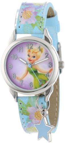ディズニー 腕時計 キッズ 時計 子供用 ピーターパン ティンカーベル Disney Fairies Kid's FAR128 Classic Analog Watch