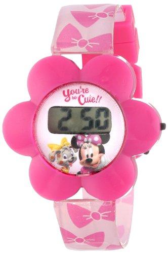ディズニー 腕時計 キッズ 時計 子供用 ミニー Disney Minnie Mouse Kid's MMCH020T Watch Gift Set