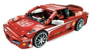 レゴ レーサー フェラーリ F430 チャレンジ 8143 LEGO Ferrari F430…