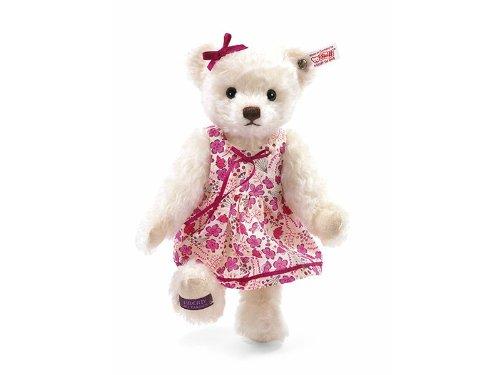 Steiff  シュタイフ ぬいぐるみ テディベア Mohair Emeley Liberty White Teddy Bear Limited Edition of 1500:i-selection