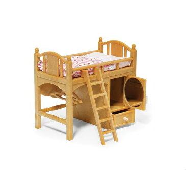 シルバニアファミリー 人形 ロフトベッド Calico Critters Sister's Loft Bed