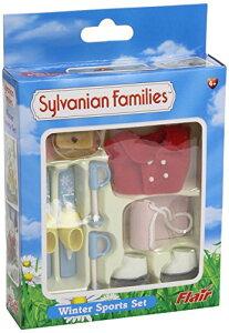 シルバニアファミリー 人形 ウィンタースポーツ アクセサリーセット Sylvanian Fam…