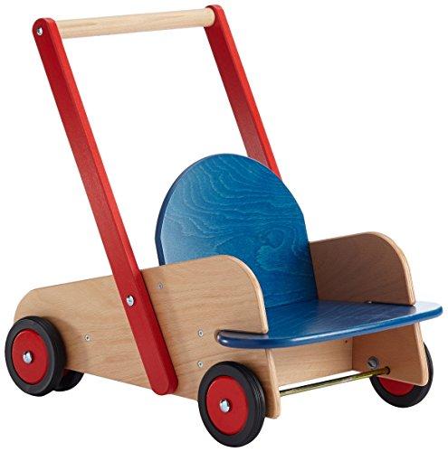 HABA ハバ社 木製 おもちゃ 知育玩具 ウォーカーワゴン Walker Wagon:i-selection