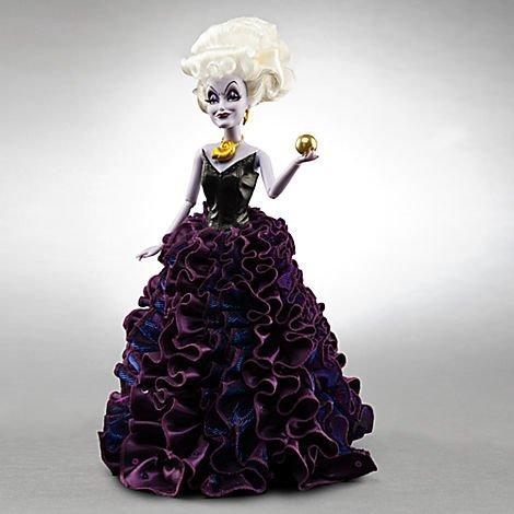 ディズニー ドール フィギュア 人形 リトルマーメイド アースラ Ursula Disney Villains Designer Collection Doll:i-selection