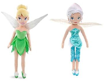 ディズニーフェアリーズ ドール フィギュア 人形 ティンカーベル ペリウィンクル Disney Fairies Tinkerbell and Periwinkle Pair of 2 Full Size Dolls