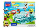 メガブロック スポンジボブ ボート レスキュー Mega Bloks SpongeBob Invis ...