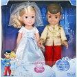 ディズニー プリンセス ドール 人形 フィギュア シンデレラ プリンス・チャーミング Toddler Cinderella & Prince Charming Dolls
