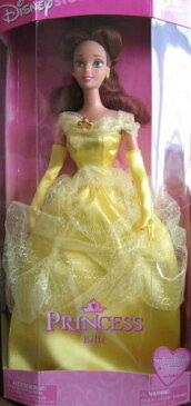 ディズニー プリンセス ドール 人形 フィギュア 美女と野獣 ベル Princess Belle Doll Beauty and The Beast - Disney Store Exclusive