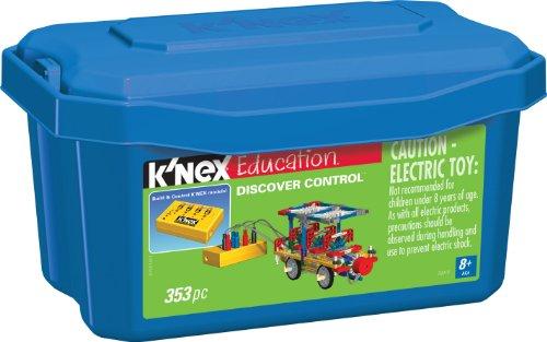 ケネックス ブロック おもちゃ エデュケーション ディスカバーコントロール ビルディングキット K