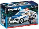 プレイモービル 5184 パトカー PLAYMOBIL Police Car with Flashing Lightプレイモービル 5184 ...