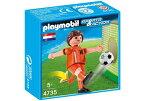 プレイモービル 4735 サッカー オランダ選手 Netherlands Soccer Player