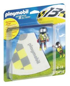 プレイモービル 5454 スカイダイビング グレッグ PLAYMOBIL Parachutist Greg Playsetプレイモ...