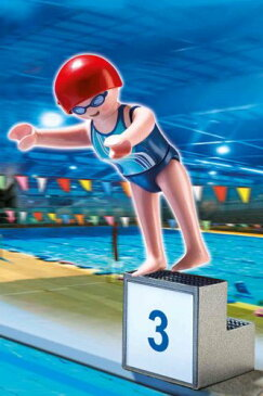プレイモービル 5198 水泳 Playmobil Sports Swimmer Set