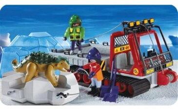 プレイモービル 3191 恐竜の運送車 Playmobil Dino Transporter