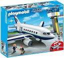 プレイモービル 5261 飛行機と管制塔 PLAYMOBIL Cargo and Passenger Aircraftプレイモービル 5...
