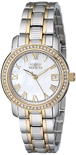 インヴィクタ インビクタ 腕時計 レディース 時計 Invicta Women's 18081 Specialty Analog Display Swiss Quartz Two Tone Watch