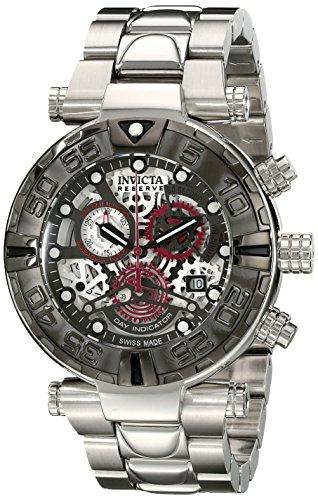 インビクタ 時計 インヴィクタ メンズ 腕時計 Invicta Men's 15996 Subaqua Analog Display Swiss Quartz Silver Watch