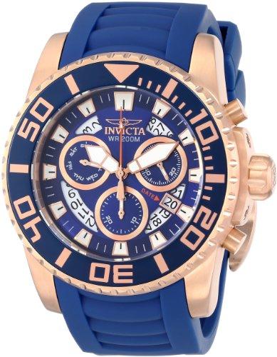 インビクタ 時計 インヴィクタ メンズ 腕時計 Invicta Men's 14674 Pro Diver Analog Display Swiss Quartz Blue Watch