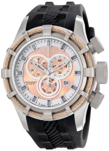 インビクタ 時計 インヴィクタ メンズ 腕時計 Invicta Men's 15782 Bolt Analog Display Swiss Quartz Black Watch