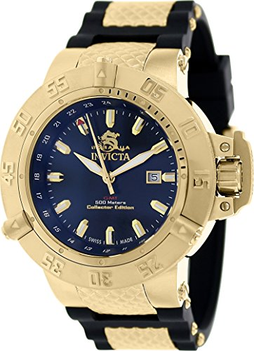 インビクタ 時計 インヴィクタ メンズ 腕時計 Invicta Men's 80424 Subaqua Analog Display Swiss Quartz Black Watch