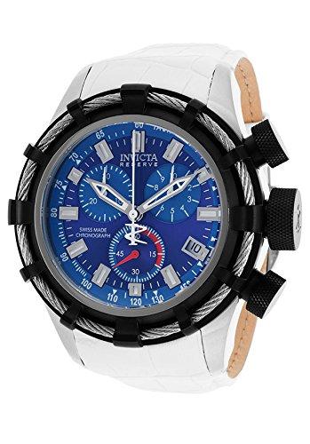 インビクタ 時計 インヴィクタ メンズ 腕時計 Invicta Men's 15265 Bolt Analog Display Swiss Quartz White Watch
