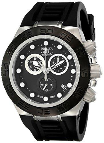 インビクタ 時計 インヴィクタ メンズ 腕時計 Invicta Men's 15581 Subaqua Analog Display Swiss Quartz Black Watch